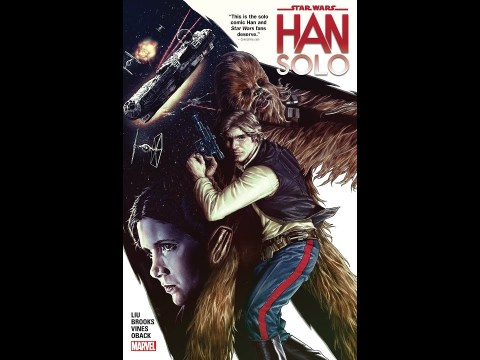 Star Wars - Han Solo (Marvel Comic) (2017) 2
