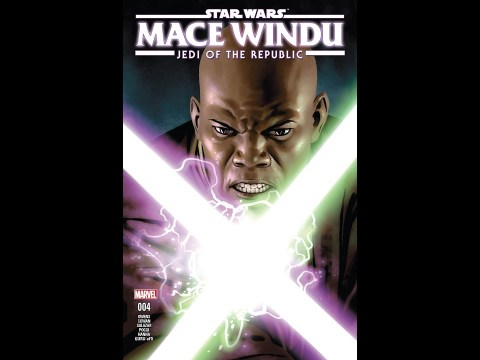Star Wars: Jedi of the Republic – Mace Windu (2017) #4 5
