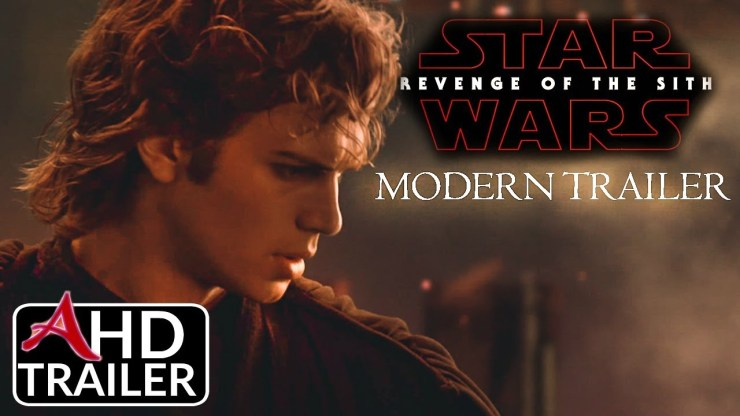 Star Wars: Revenge of The Sith - Modern Trailer #2 (2018) 1