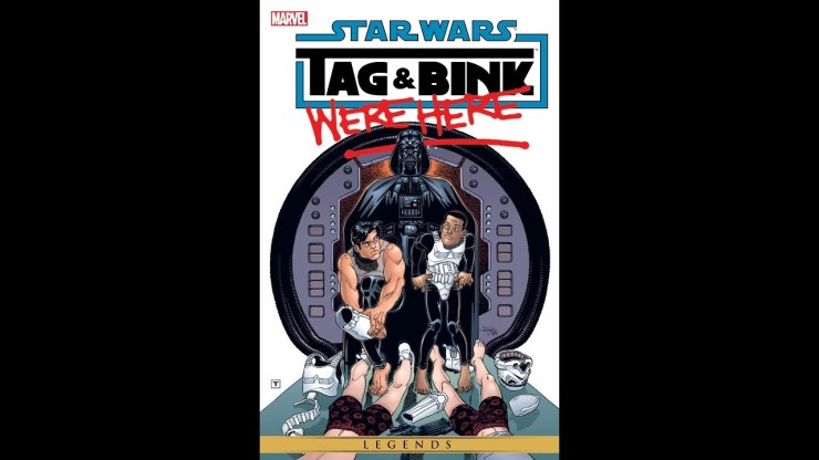 Star Wars - Tag & Bink Were Here (2018)