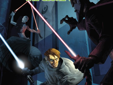 Star Wars - The Clone Wars 05 (of 12) (2009)