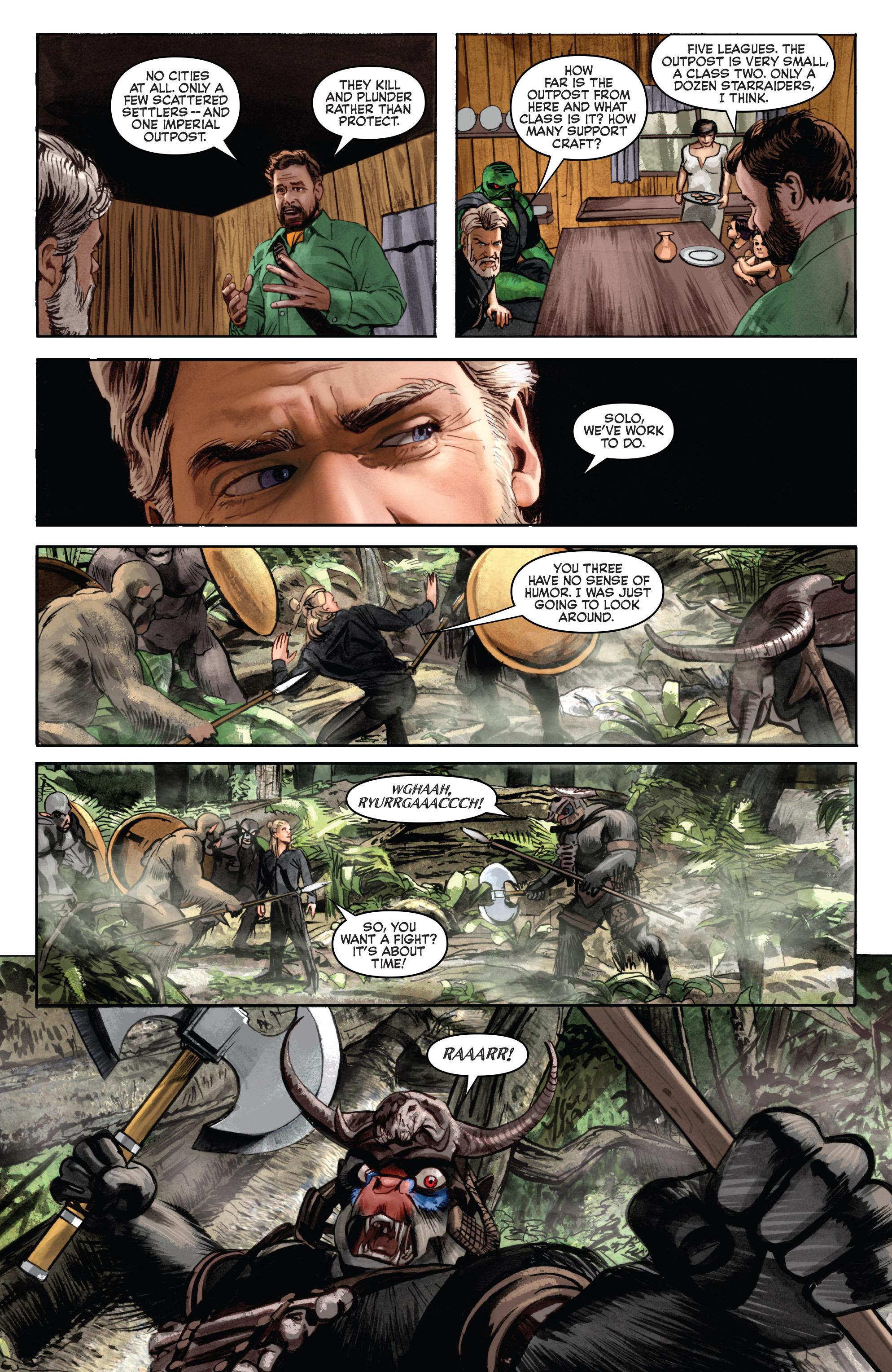 THE STAR WARS comic (2015, Marvel edition) Vol.7 21