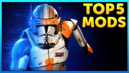 Top 5 Mods of the Week - Star Wars Battlefront 2
