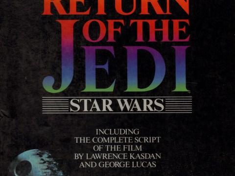 Art of Return of the Jedi (1983) 1