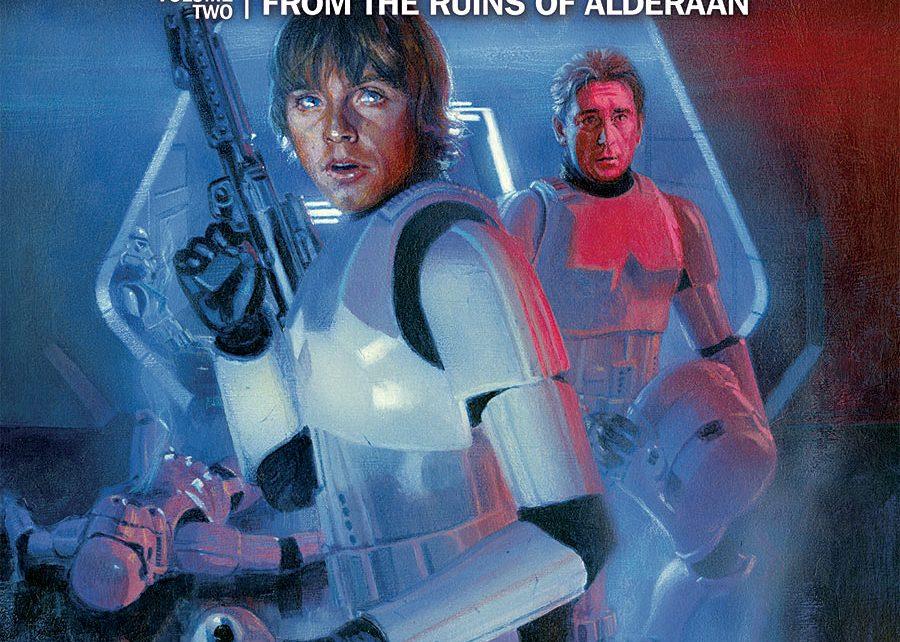 Star Wars v02 - From the Ruins of Alderaan (Marvel Edition) (2015)