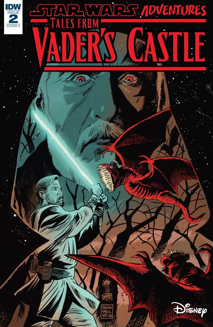 Star Wars Adventures - Tales From Vader 's Castle 002 (2018) (Digital) 1