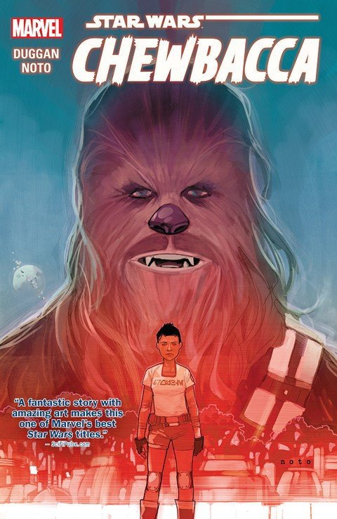 Star Wars – Chewbacca