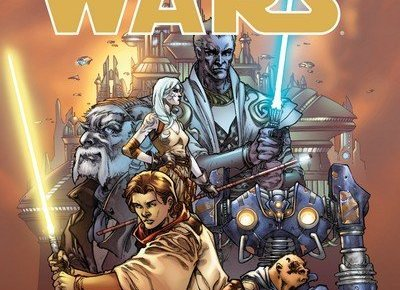 Star Wars Legends Epic Collection – The Old Republic Vol. 1