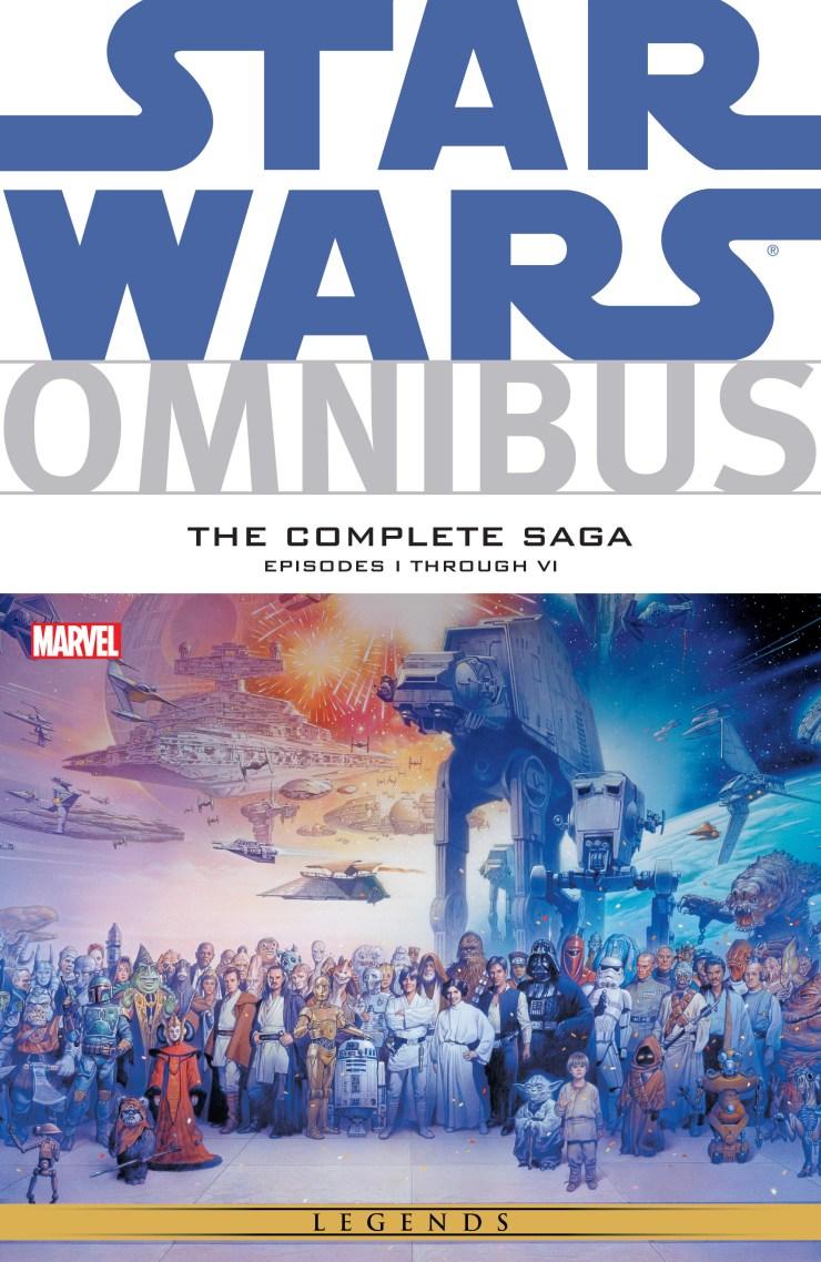 Star Wars Omnibus - The Complete Saga (2015)