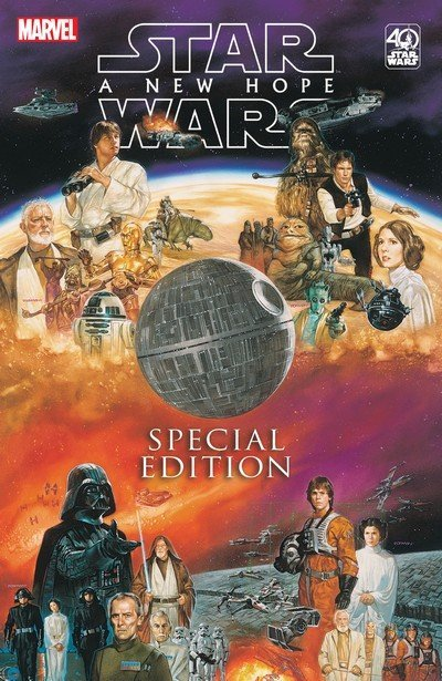 Star Wars Special Edition – A New Hope (2017)