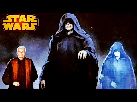 Did Palpatine Ever Plan to Reveal His True Sith Identity to the Galaxy? 1