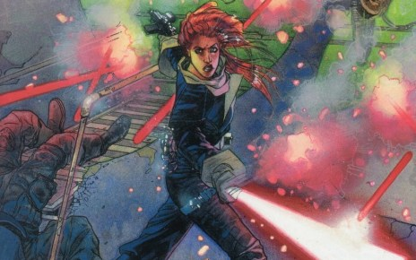 Star Wars Mara Jade Issue 6