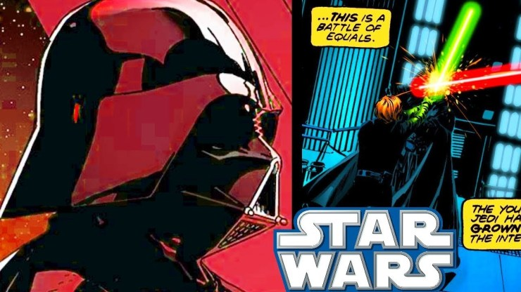 Why Darth Vader Ultimately HATED His Son After Cloud City!! - Star Wars 1