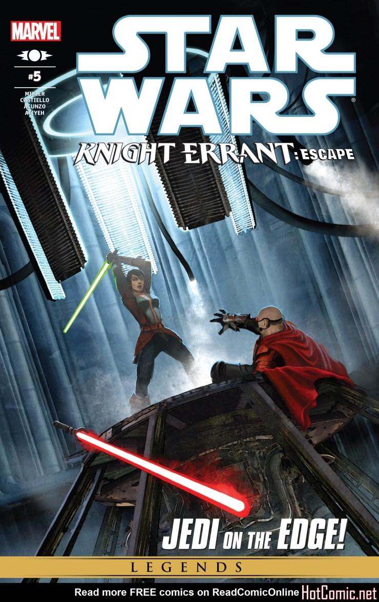 Star Wars: Knight Errant - Escape