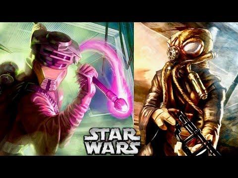 The Bounty Hunters That Specialized in Hunting Jedi! - Crimson Nova 1