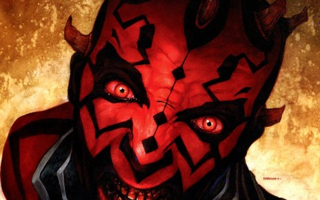 Star Wars Darth Maul Death Sentence