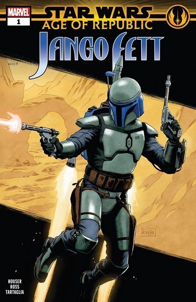 Star Wars – Age Of Republic – Jango Fett #1 (2019)
