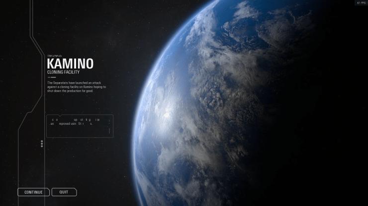 Star Wars Battlefront II Planets