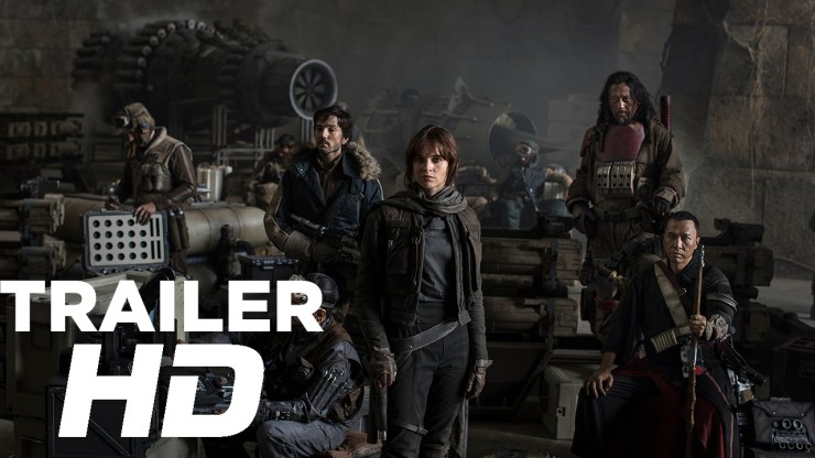 Star Wars Trailers