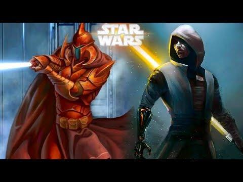 Grey Jedi Origins Explained - Star Wars 1
