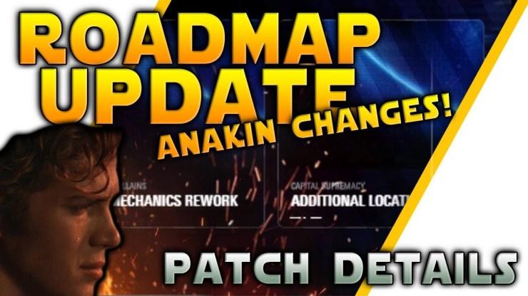 ROADMAP & PATCH UPDATE:  - Star Wars Battlefront II 1
