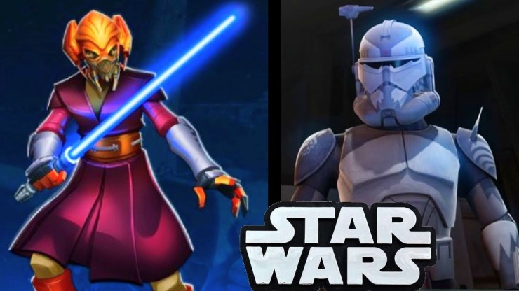 The Only Clonetrooper That Plo Koon LOVED! - Star Wars Explained