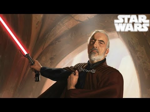 Why Dooku's Lightsaber DEEPLY WORRIED Yoda - Star Wars Explained