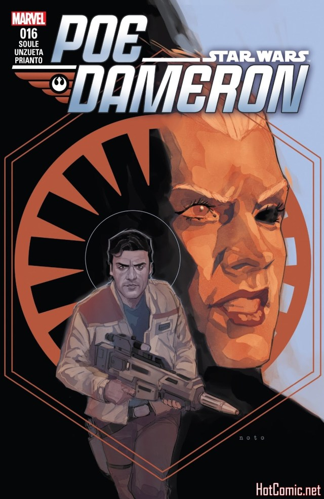 Star Wars: Poe Dameron Issue #16 1