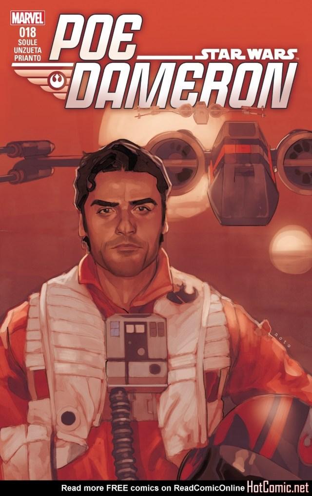 Star Wars: Poe Dameron Issue #18 1