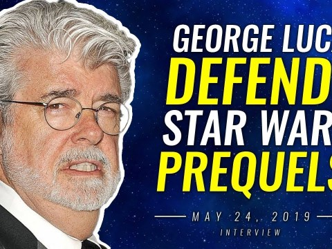 George Lucas Defends Star Wars Prequels - New Interview