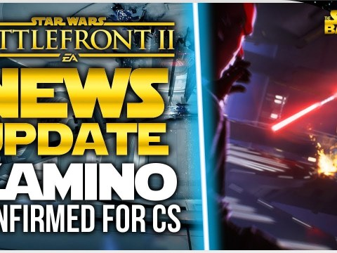 KAMINO Confirmed For Capital Supremacy, Darth Maul Fix | Star Wars Battlefront 2