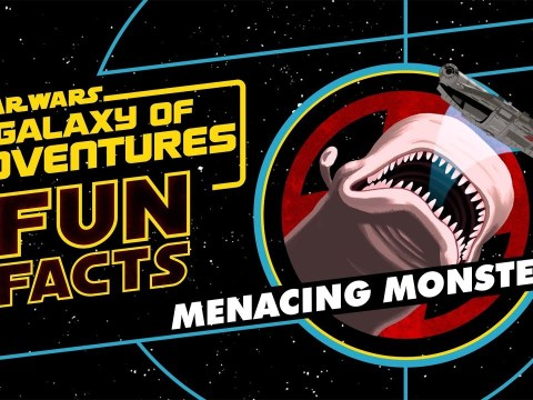 Menacing Monsters | Star Wars Galaxy of Adventures Fun Facts