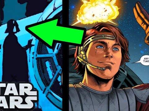 Why Darth Vader LOVED His Tie Advanced!!(CANON) - Star Wars Comics Explained