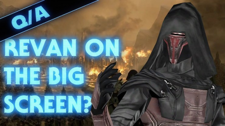 Will We See Darth Revan On The Big Screen Star Wars Explained Weekly Q A