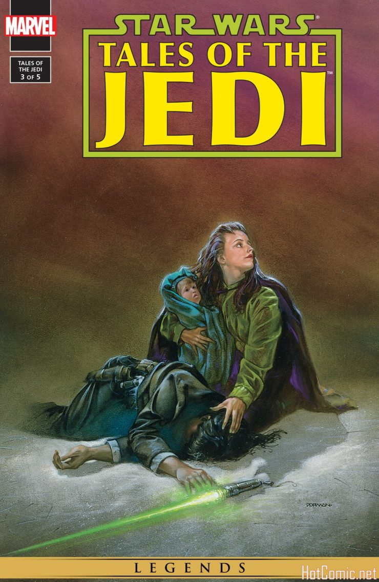 Star Wars: Tales of the Jedi - Knights of The Old Republic