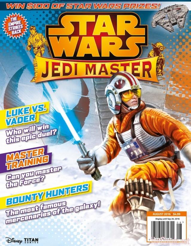Star Wars Jedi Master Magazine Issue #5 1