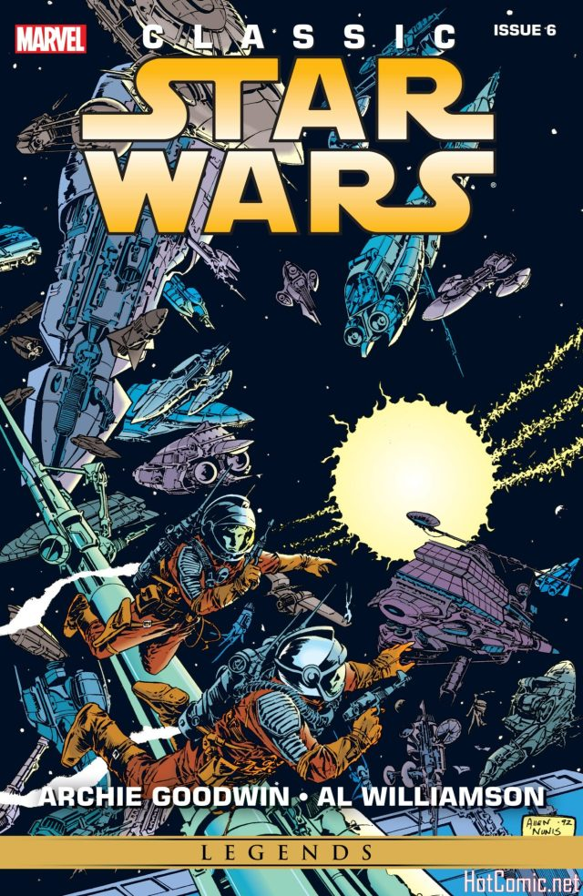Classic Star Wars Issue #6 1