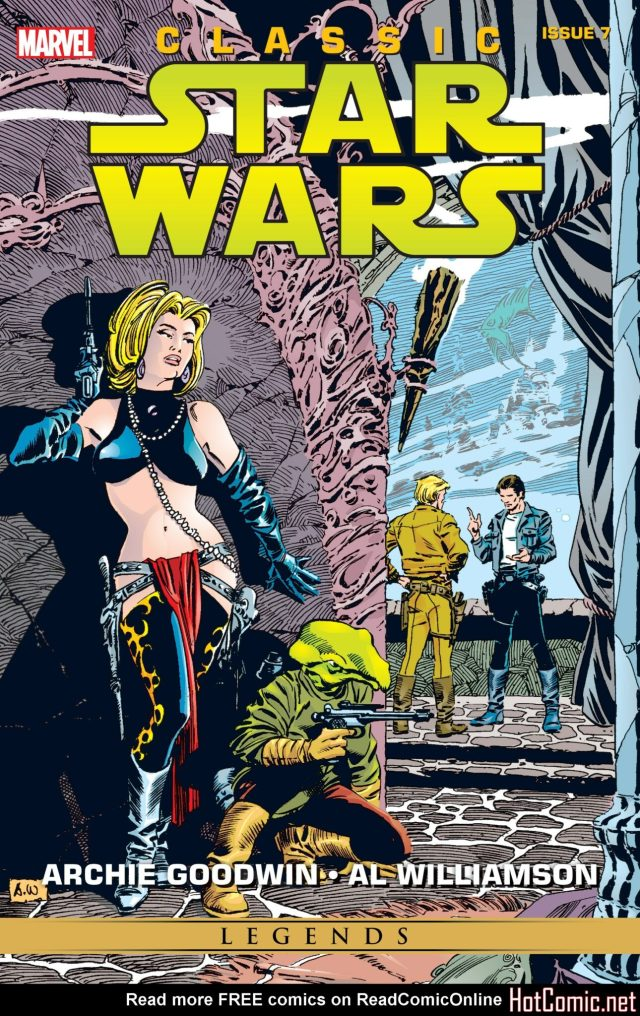 Classic Star Wars Issue #7 1