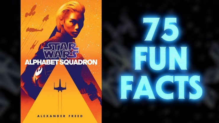75 Fun Facts from Alphabet Squadron - Easter Eggs, References and More! 1