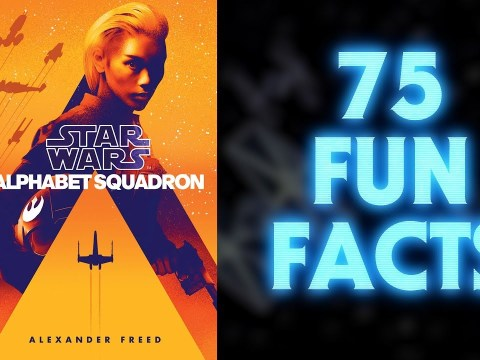 75 Fun Facts from Alphabet Squadron - Easter Eggs, References and More!