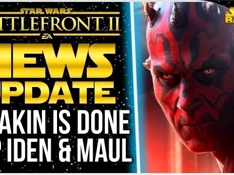 Anakin Is Useless Now, RIP Iden & Darth Maul | Star Wars Battlefront 2 Update
