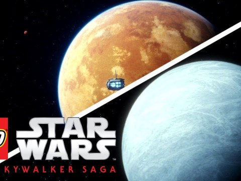 LEGO Star Wars: The Skywalker Saga - New HUB Worlds And More Revealed! 6