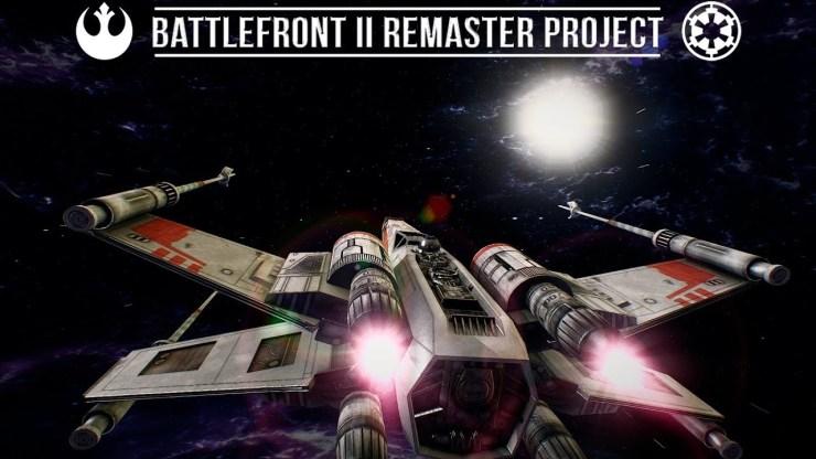 STAR WARS Battlefront 2 2005 E3 Trailer Remastered [2019]