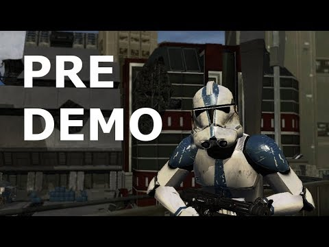 Star Wars Battlefront III Legacy: Pre-Demo Launch Trailer