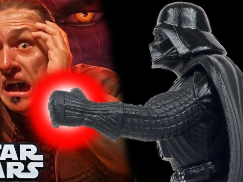 The Forbidden Force Power That Darth Vader USED!! - Star Wars Explained 5