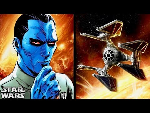 The Real Reason Thrawn Developed the TIE Defender! (Canon)