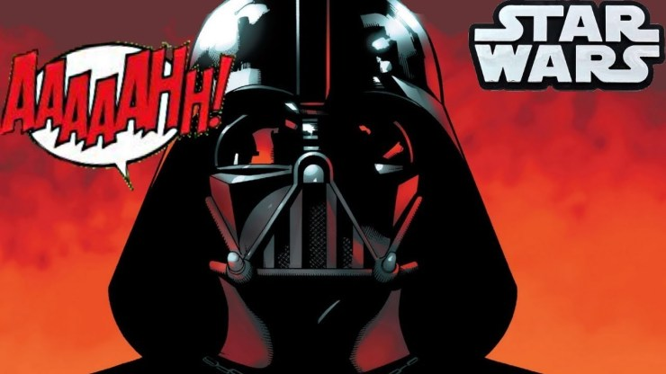 What Happens When Darth Vader IS Disrespected!!(CANON) - Star Wars Comics
