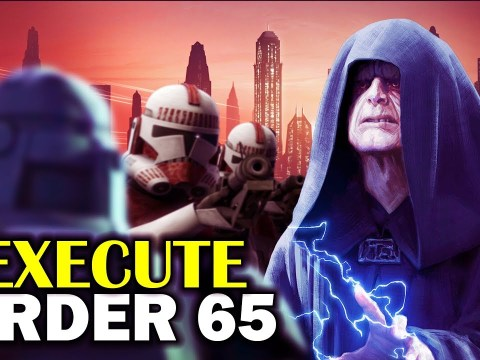 What if Order 65 happened instead of Order 66