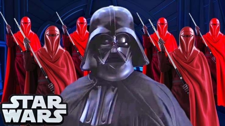 What Vader Did with 45 Royal Guards!! - Star Wars Comics Explained