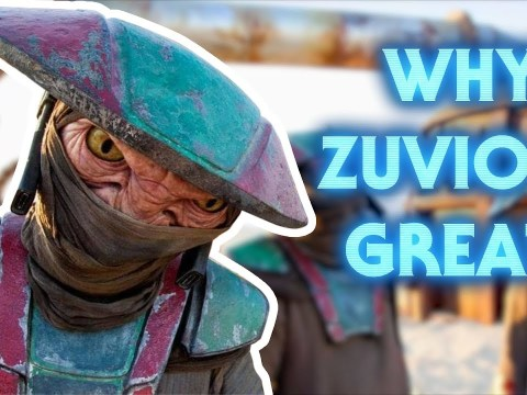 Why Constable Zuvio is Great - Featuring Heath Williams